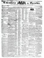 Chronicle & Gazette, 15 June 1836