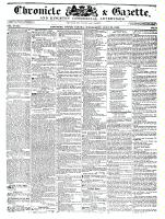 Chronicle & Gazette (Kingston, ON1835), July 20, 1836