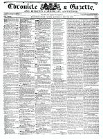 Chronicle & Gazette, 23 July 1836