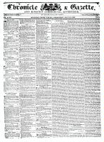Chronicle & Gazette (Kingston, ON1835), July 27, 1836