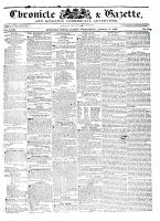 Chronicle & Gazette, 17 August 1836