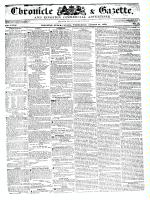 Chronicle & Gazette (Kingston, ON1835), August 31, 1836