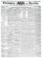 Chronicle & Gazette (Kingston, ON1835), September 3, 1836