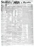 Chronicle & Gazette (Kingston, ON1835), September 14, 1836