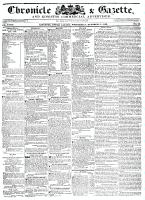 Chronicle & Gazette, 5 October 1836