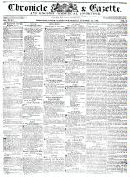 Chronicle & Gazette (Kingston, ON1835), October 12, 1836