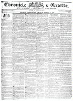 Chronicle & Gazette (Kingston, ON1835), October 15, 1836
