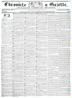 Chronicle & Gazette (Kingston, ON1835), October 26, 1836