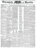 Chronicle & Gazette, 9 November 1836