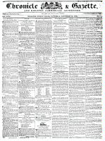 Chronicle & Gazette, 19 November 1836