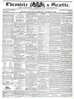 Chronicle & Gazette, 30 November 1836