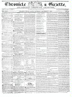 Chronicle & Gazette, 3 December 1836