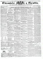 Chronicle & Gazette (Kingston, ON1835), December 7, 1836