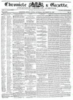 Chronicle & Gazette (Kingston, ON1835), December 10, 1836