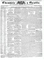 Chronicle & Gazette, 14 December 1836