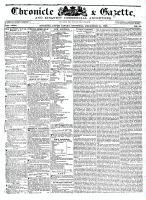 Chronicle & Gazette, 24 December 1836