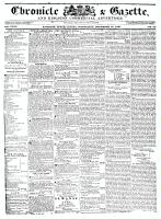 Chronicle & Gazette, 28 December 1836