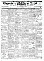 Chronicle & Gazette (Kingston, ON1835), January 7, 1837