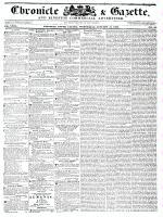 Chronicle & Gazette (Kingston, ON1835), January 11, 1837