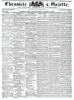 Chronicle & Gazette, 14 January 1837