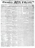 Chronicle & Gazette, 18 January 1837