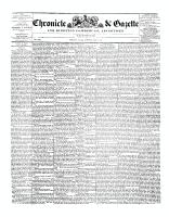 Chronicle & Gazette, 1 May 1841