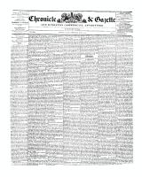 Chronicle & Gazette (Kingston, ON), May 12, 1841