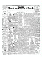 Chronicle & Gazette (Kingston, ON1835), June 9, 1841