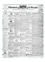 Chronicle & Gazette (Kingston, ON1835), July 7, 1841