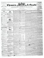 Chronicle & Gazette, 11 August 1841