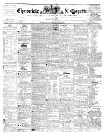 Chronicle & Gazette, 21 August 1841