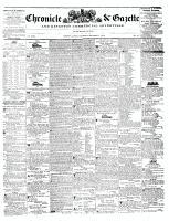 Chronicle & Gazette, 1 September 1841