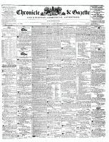 Chronicle & Gazette, 4 September 1841