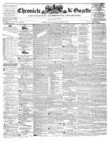 Chronicle & Gazette, 8 September 1841