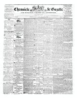 Chronicle & Gazette, 15 September 1841