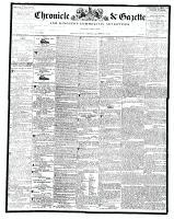 Chronicle & Gazette, 25 September 1841