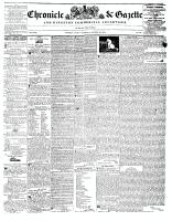 Chronicle & Gazette, 27 October 1841