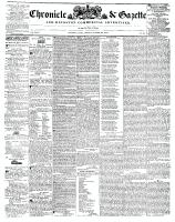 Chronicle & Gazette, 30 October 1841