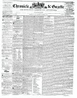Chronicle & Gazette, 3 November 1841