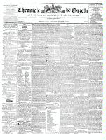 Chronicle & Gazette, 10 November 1841