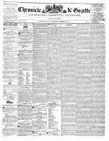Chronicle & Gazette, 17 November 1841