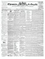 Chronicle & Gazette, 24 November 1841