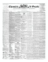 Chronicle & Gazette, 8 December 1841