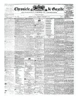 Chronicle & Gazette, 15 December 1841