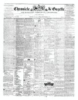 Chronicle & Gazette, 25 December 1841