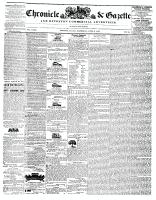 Chronicle & Gazette, 6 April 1842