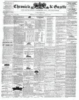 Chronicle & Gazette, 13 April 1842