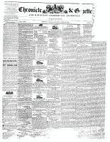 Chronicle & Gazette, 30 April 1842