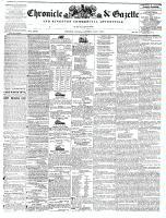 Chronicle & Gazette, 7 May 1842