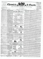 Chronicle & Gazette, 14 May 1842